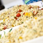 Wesley's Catering  - Orzo Salad