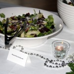 Wesley's Catering - Pear Pecan Salad
