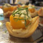 Wesley's Catering - Puff Pastry Tomato Jewels